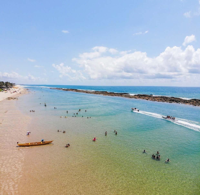 Praia do Barra mar